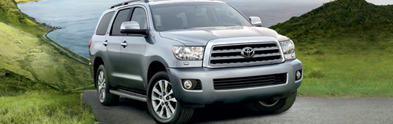 2017 Toyota Sequoia safety and technology at Mayfield Toyota in Edmonton, AB