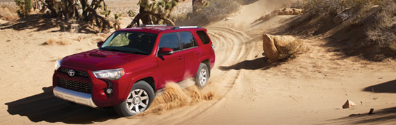 2015 Toyota 4Runner Performance and Style