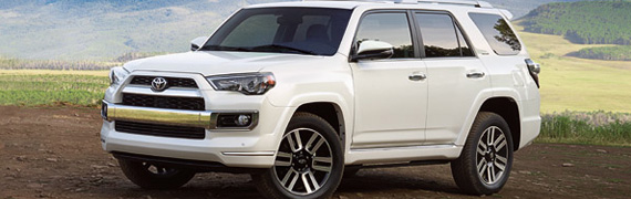 2016 Toyota 4Runner Power & Efficiency at Mayfield Toyota in Edmonton, AB