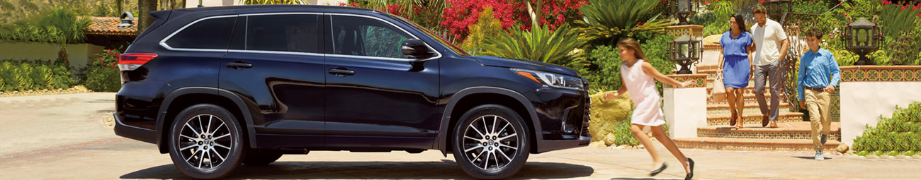 2017 Toyota Highlander for sale at Mayfield Toyota in Edmonton, AB