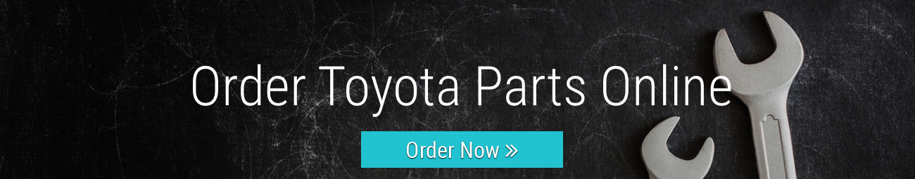 Order Toyota OEM parts in Edmonton at Mayfield Toyota Scion