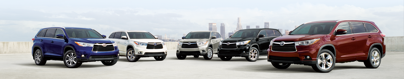 2015 Toyota Highlander at Mayfield Toyota