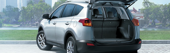 2015 Toyota Rav4 Parts & Accessories