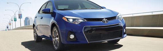 2015 Toyota Corolla Performance and Capabilities