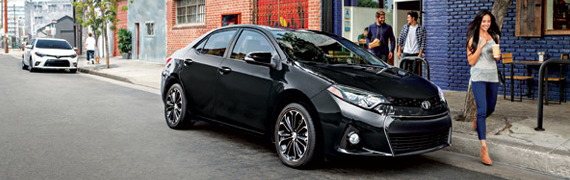 2015 Toyota Corolla Safety Features and Functionality in Edmonton