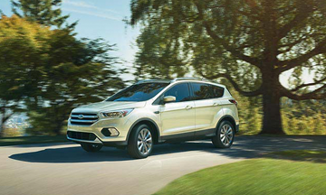 2017 Ford Escape, buy or lease from Metro Ford