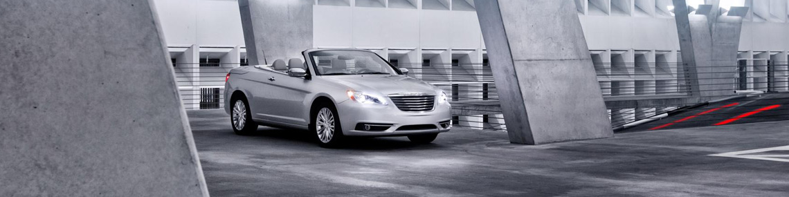 Used Chrysler 200 model in Calgary, AB