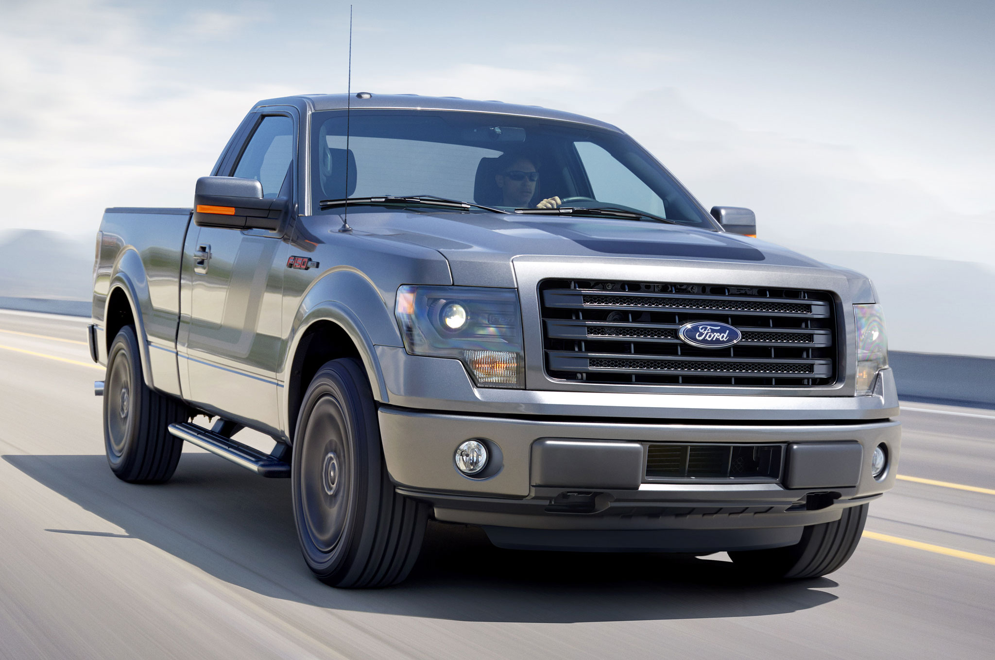 2014 ford f 150 goes green. Black Bedroom Furniture Sets. Home Design Ideas