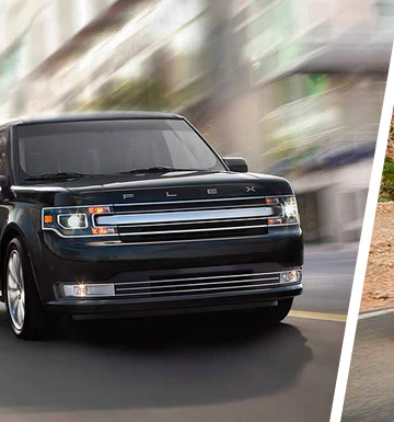 New or Used Ford Flex in Surrey, BC. Ocean Park Ford