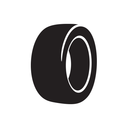 Tire installation icon