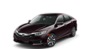 2016 Honda Civic model
