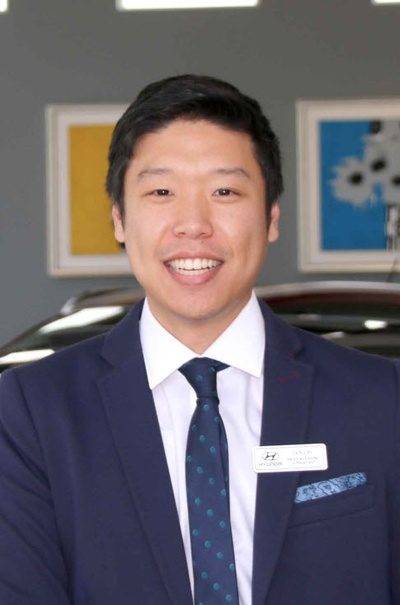 Ian -Oh , Pre-Owned Sales Manager