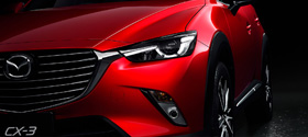 2016 Mazda CX-3 Safety in London, ON