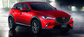 Learn more about the 2016 Mazda CX-3 in London Ontario at Probart Mazda
