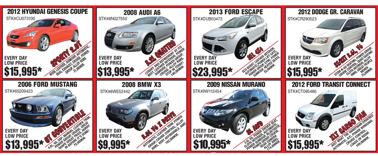 Save at Progressive Auto with Weekly Sales   Sarnia ON