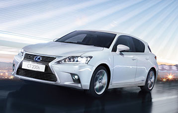 Shop for a new Lexus in Vancouver at Regency Lexus, BC