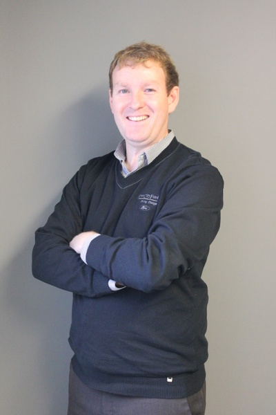 Darren-Lusty, Sales Team Leader