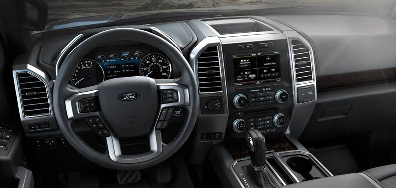 Interior Console Ford River City Manitoba