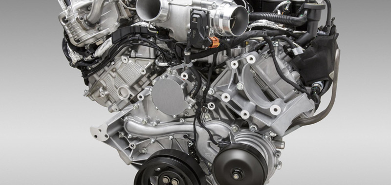 2016 Ford Super Duty Engine River City