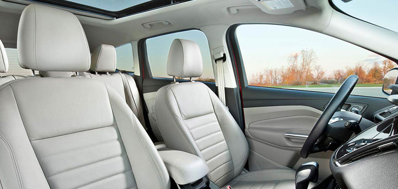 2016 Ford Escape Seating River City MB