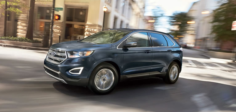 2016 Ford Edge Exterior River City MB