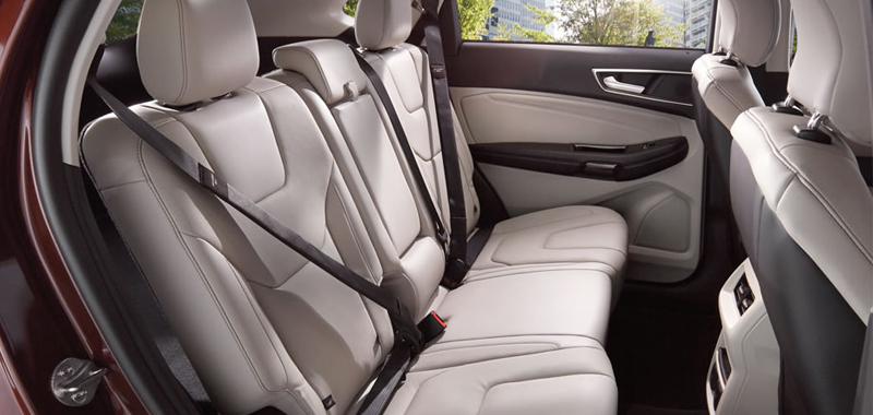 2016 Ford Edge Seating River City MB