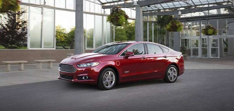 2016 Ford Fusion Exterior River City MB