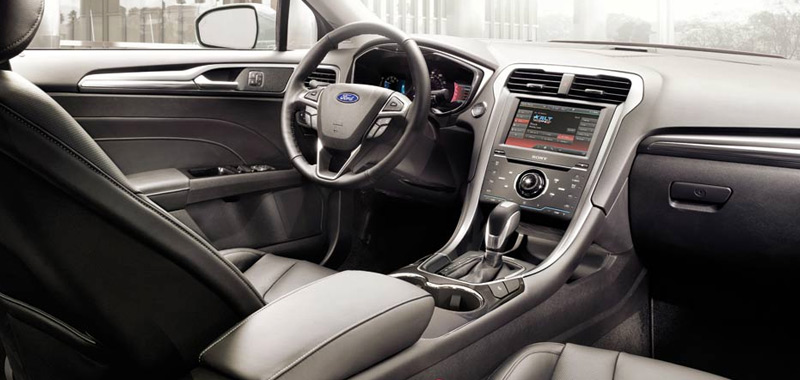 2016 Ford Fusion Interior River City MB