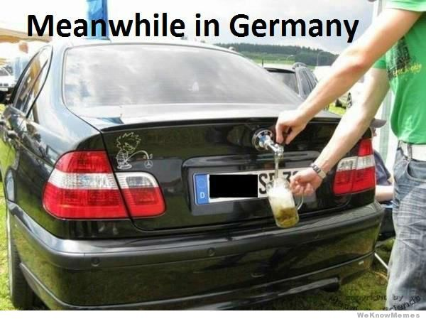 Meanwhile in Germany meme