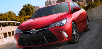 2015 Camry Top Model South Pointe Toyota