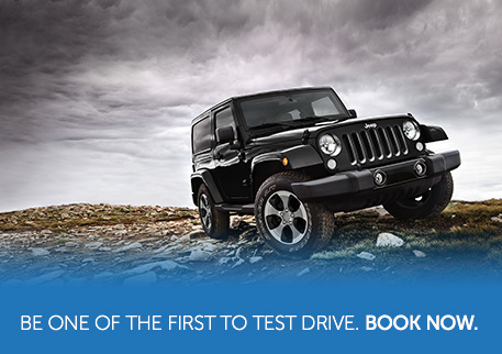 Book a Test Drive in Sault Ste. Marie, ON at Superior Chrysler