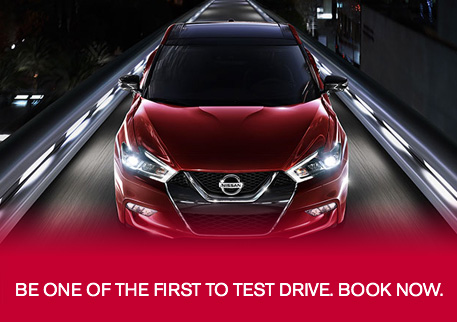 Book a Test Drive now in Sault Ste. Marie, ON at Superior Nissan