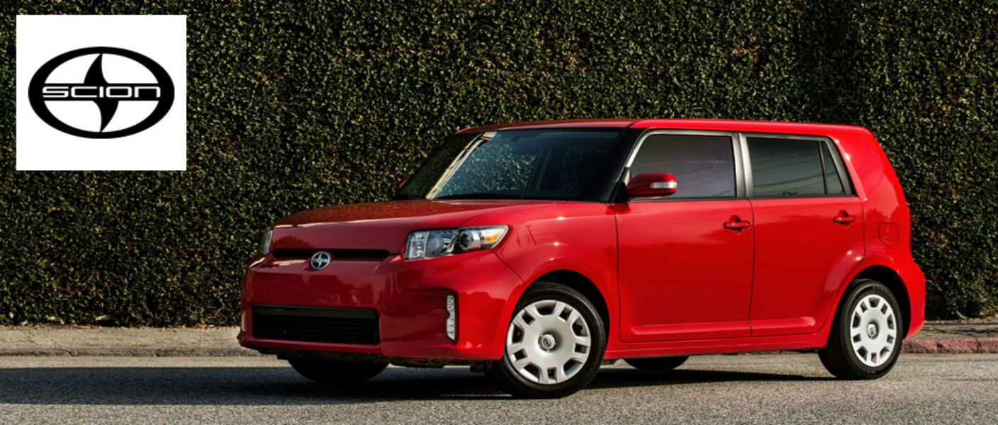 2014 Scion xB Toyota on the Trail Edmonton AB