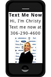 Text Us Now at Valley Ford Sales