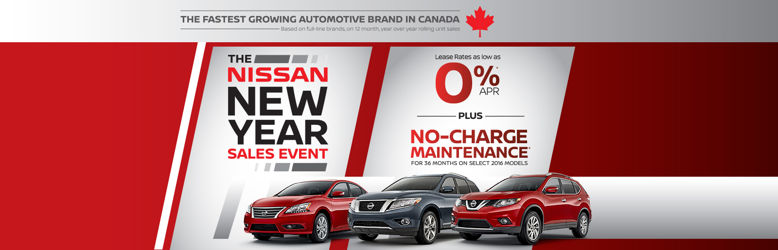 Vernon Nissan January Incentives