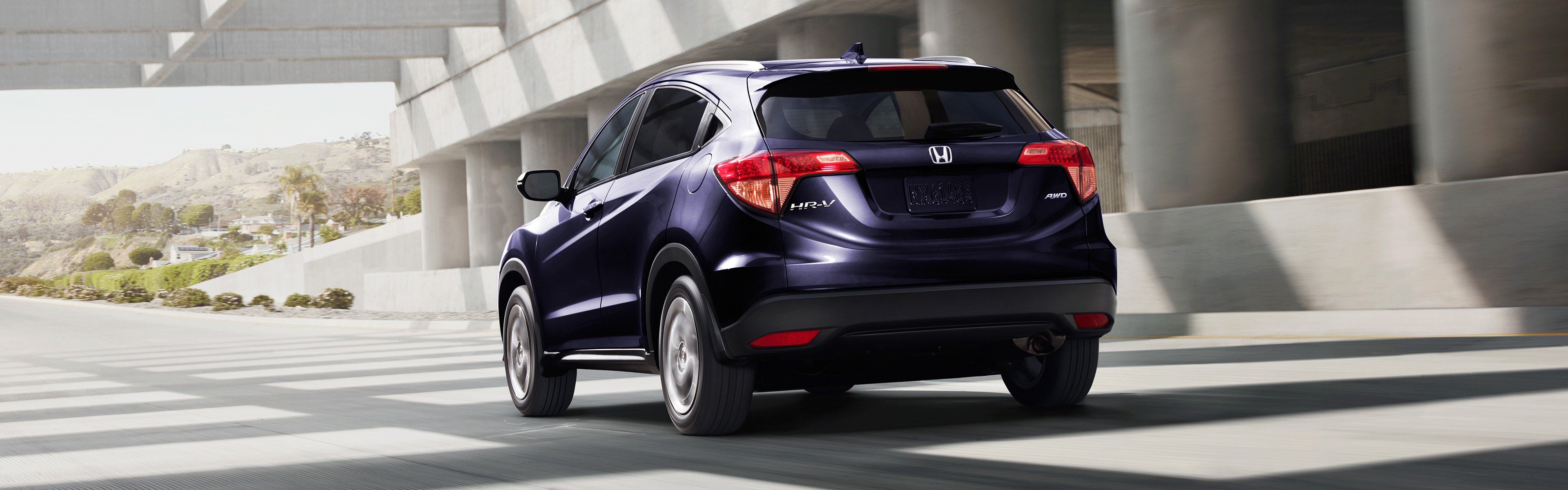 How much cargo space is in the honda autos post for Honda hrv cargo space