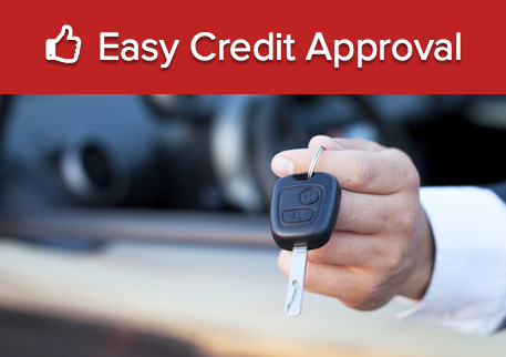 Easy Credit Approval