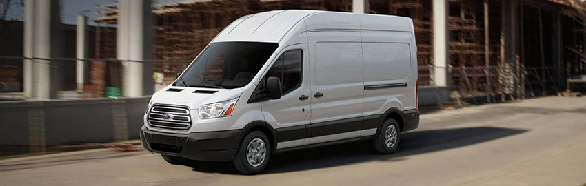 Ford Transit van Winnipeg