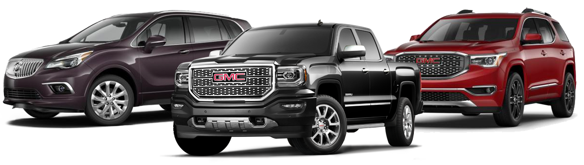 New Western GM vehicle lineup