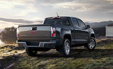 2015 GMC Canyon Exterior