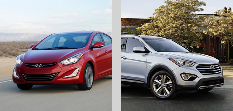 New Hyundai vehicle models