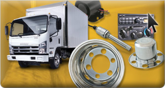 Parts Inquiry at Western Isuzu Truck