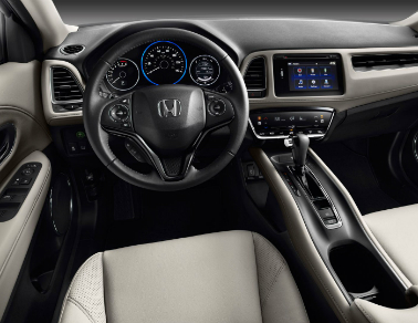 2017 Honda HR-V Interior Featuers
