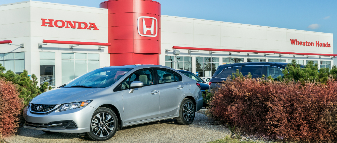Honda Dealer Fort McMurray AB