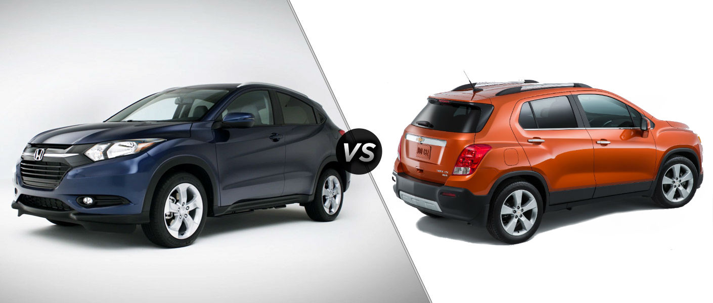 Hrv vs trax autos post for Honda odyssey life expectancy