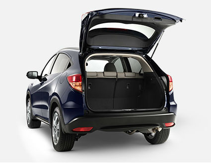 2016 Honda HR-V Trunk Cargo Space Wheaton Honda