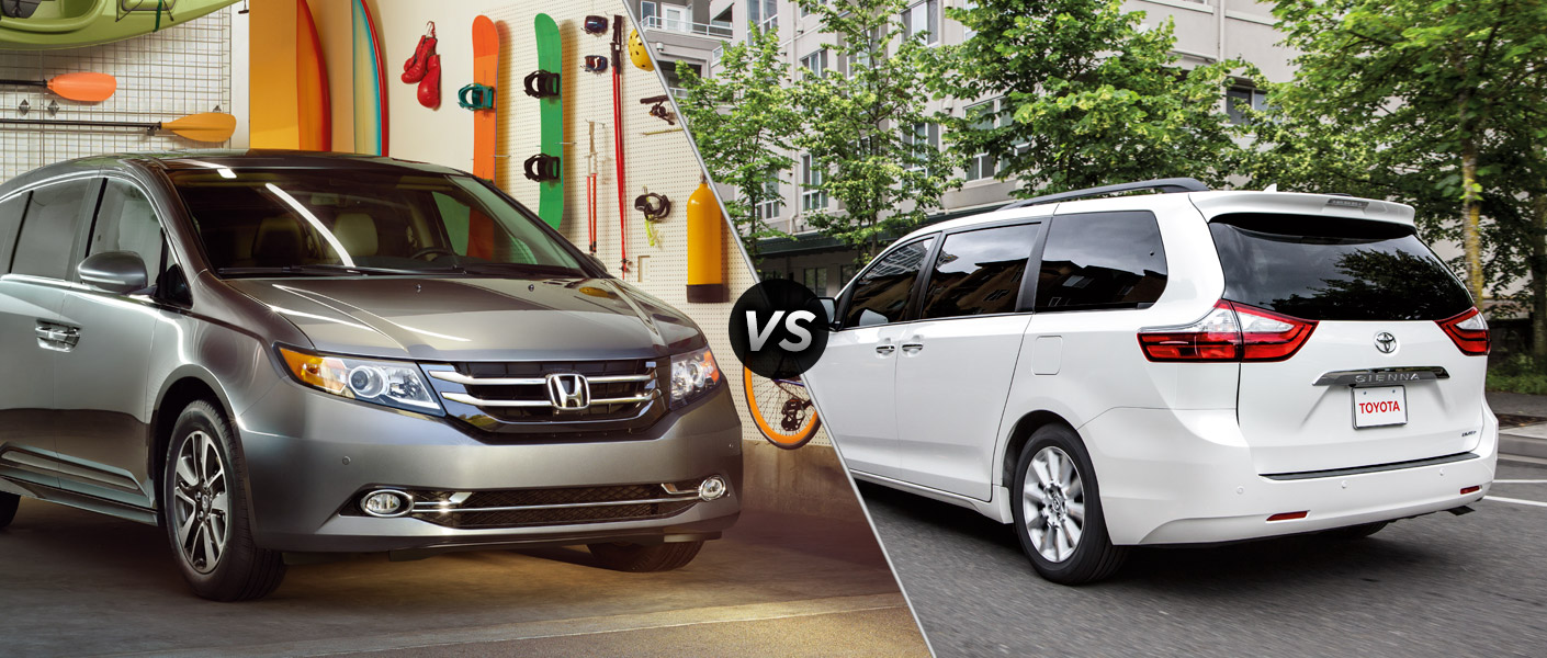 2015 honda odyssey vs 2015 toyota sienna canada. Black Bedroom Furniture Sets. Home Design Ideas