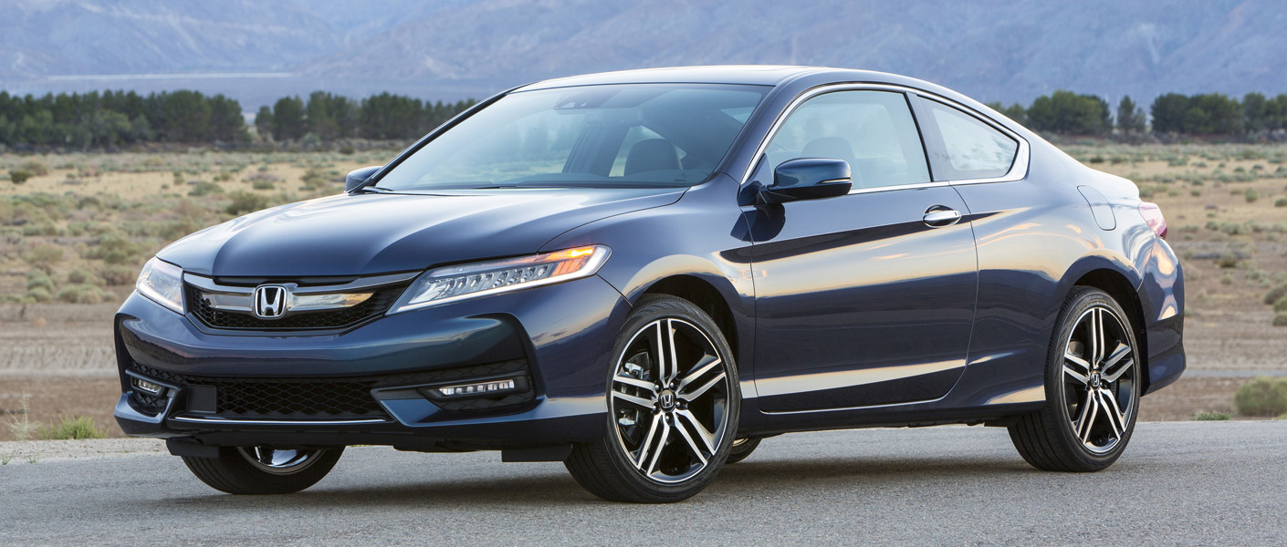 2016 Honda Accord Coupe Edmonton AB