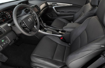 2016 HOnda Accord Coupe interior styling and features