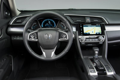 2016 Honda Civic features and technology